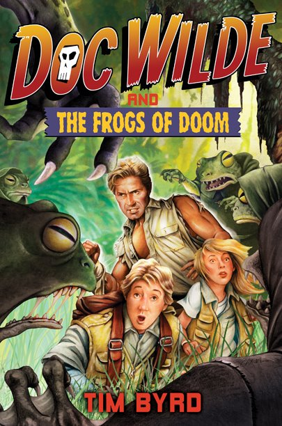 Doc Wilde and The Frogs of Doom – The Book Nut