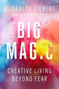 Audio book: Big Magic